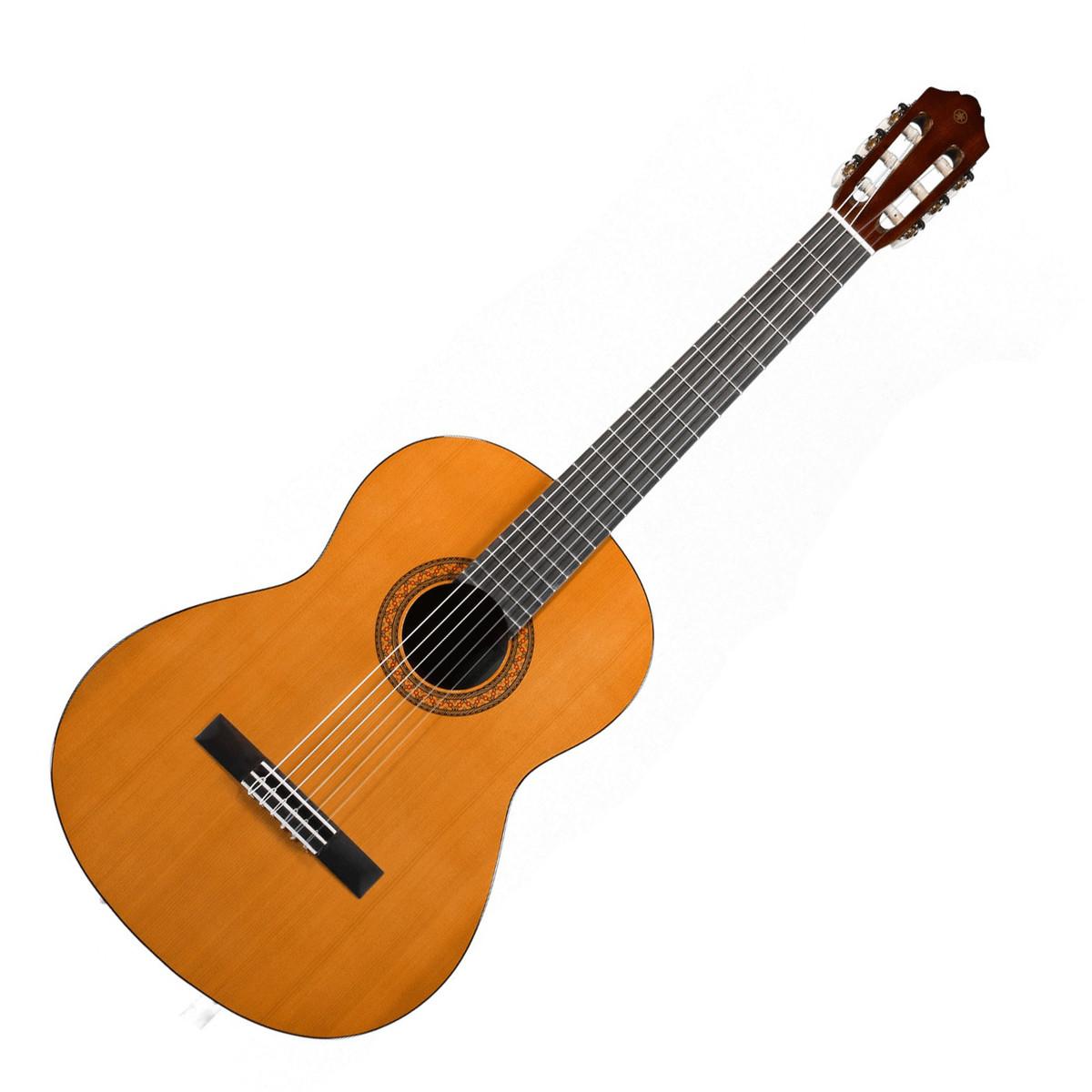 Yamaha C40 guitar til nybegynder