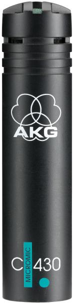 AKG C430 Instrument Mikrofon