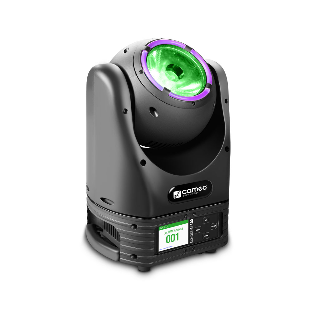 Image of   Cameo MOVO® BEAM 100 Moving Head
