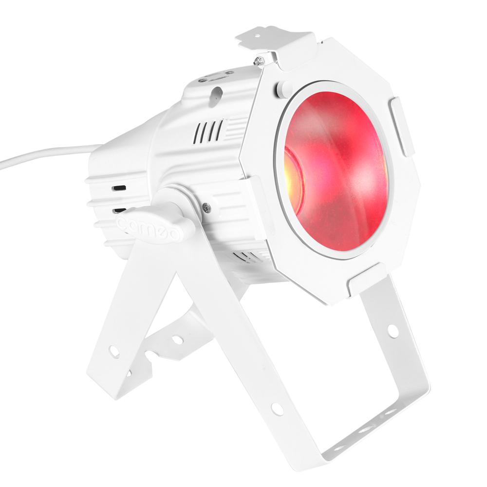 Cameo Studio Mini PAR COB 30W RGB Hvid