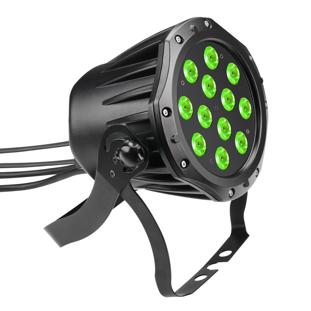 Image of   Cameo Outdoor PAR 12x3W RGB IP65