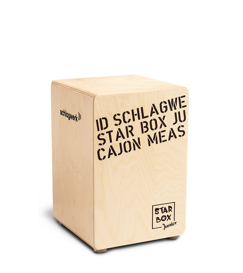 Image of   Schlagwerk Cajon Star Box Junior