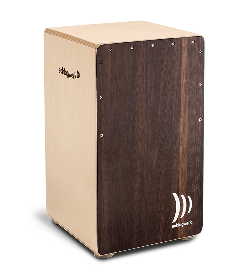 Image of   Schlagwerk Cajon 2inOne Dark Oak
