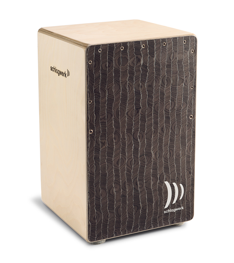Image of   Schlagwerk Cajon Super Agile Silver Lining