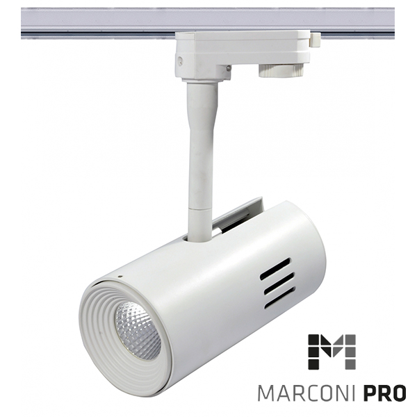 Image of   2 stk. Marconi LED spots Como