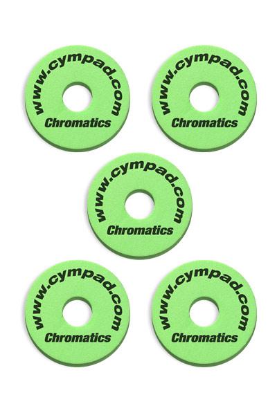 Image of   Cympad Chromatics, 5 stk. Grøn