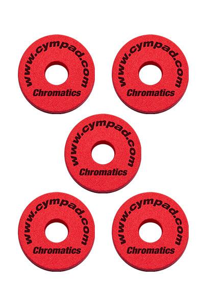 Image of   Cympad Chromatics, 5 stk. Rød