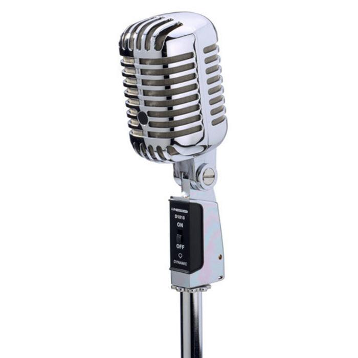 Retro mikrofon fra LD Systems