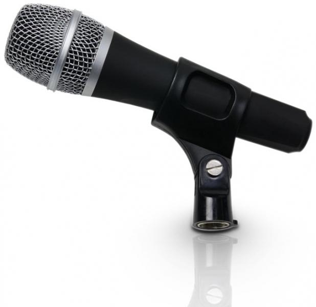 Image of   LD Systems D1105 Dynamisk Vokal Mikrofon m/afbryder