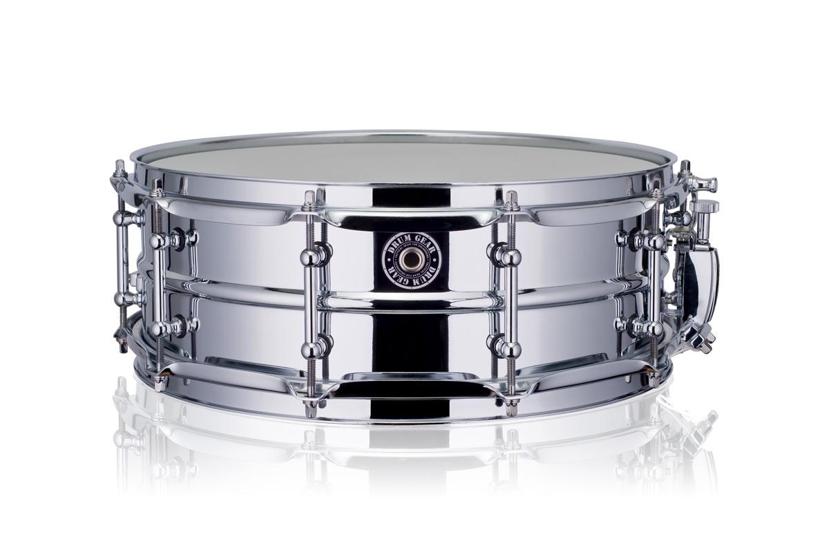 "Drum Gear 14x5"" SnareWorks Stål MKII lilletromme"