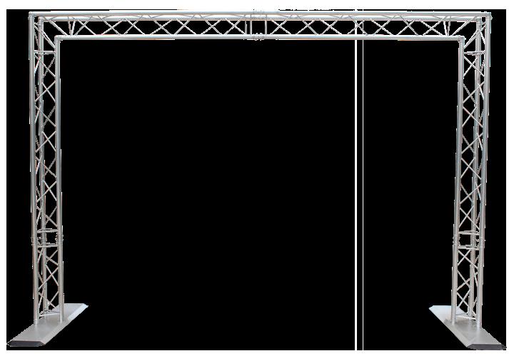 Image of   AFX Truss System 300 x 210 cm