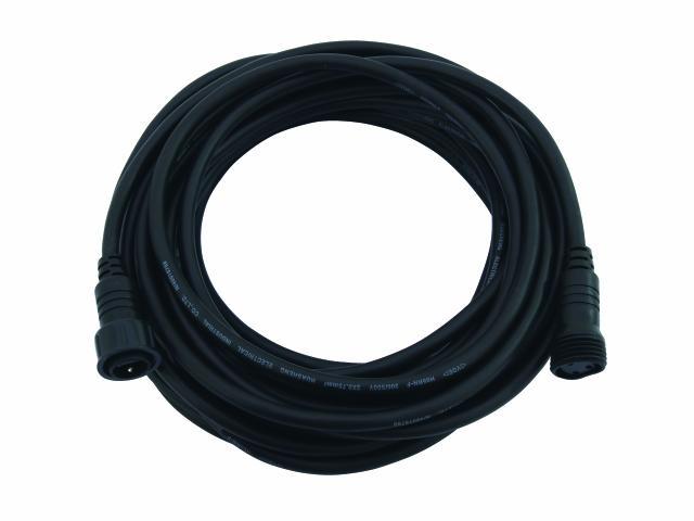 DMX kabel for LED PAR/Flood IP65 - Eurolite 10 meter