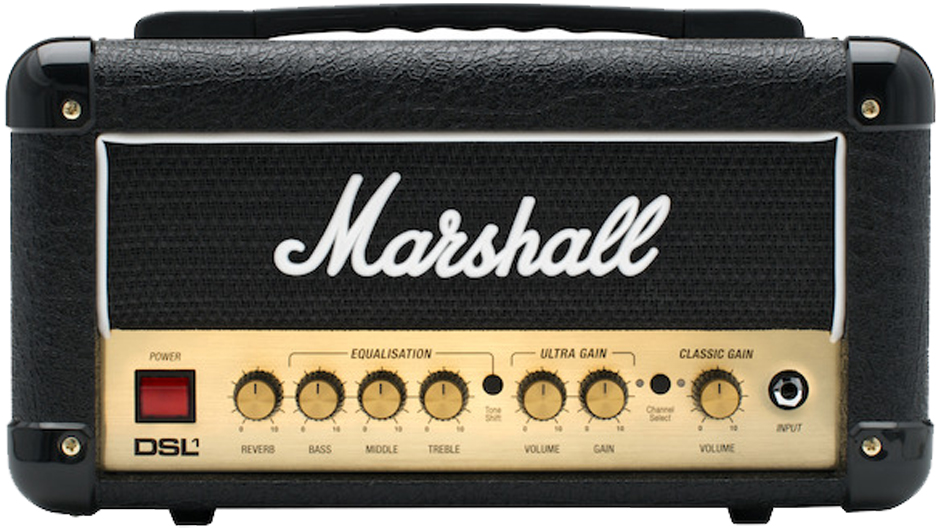MARSHALL DSL-1HR Guitarforstærker