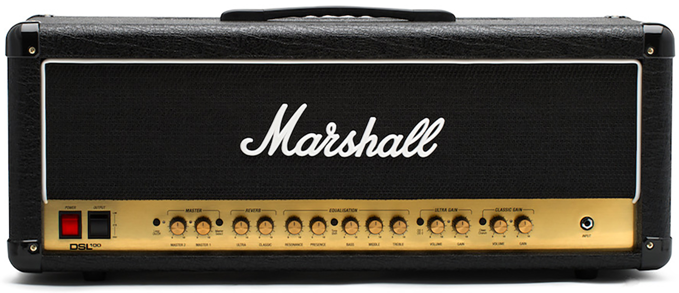 MARSHALL DSL-100HR Guitarforstærker