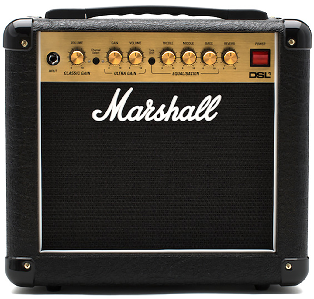 MARSHALL DSL-1CR Combo guitarforstærker
