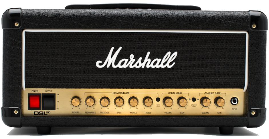 Marshall DSL-20HR Guitarforstærker
