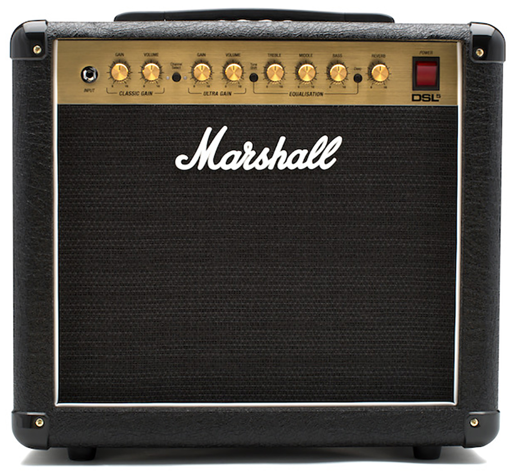 MARSHALL DSL-5CR Combo guitarforstærker