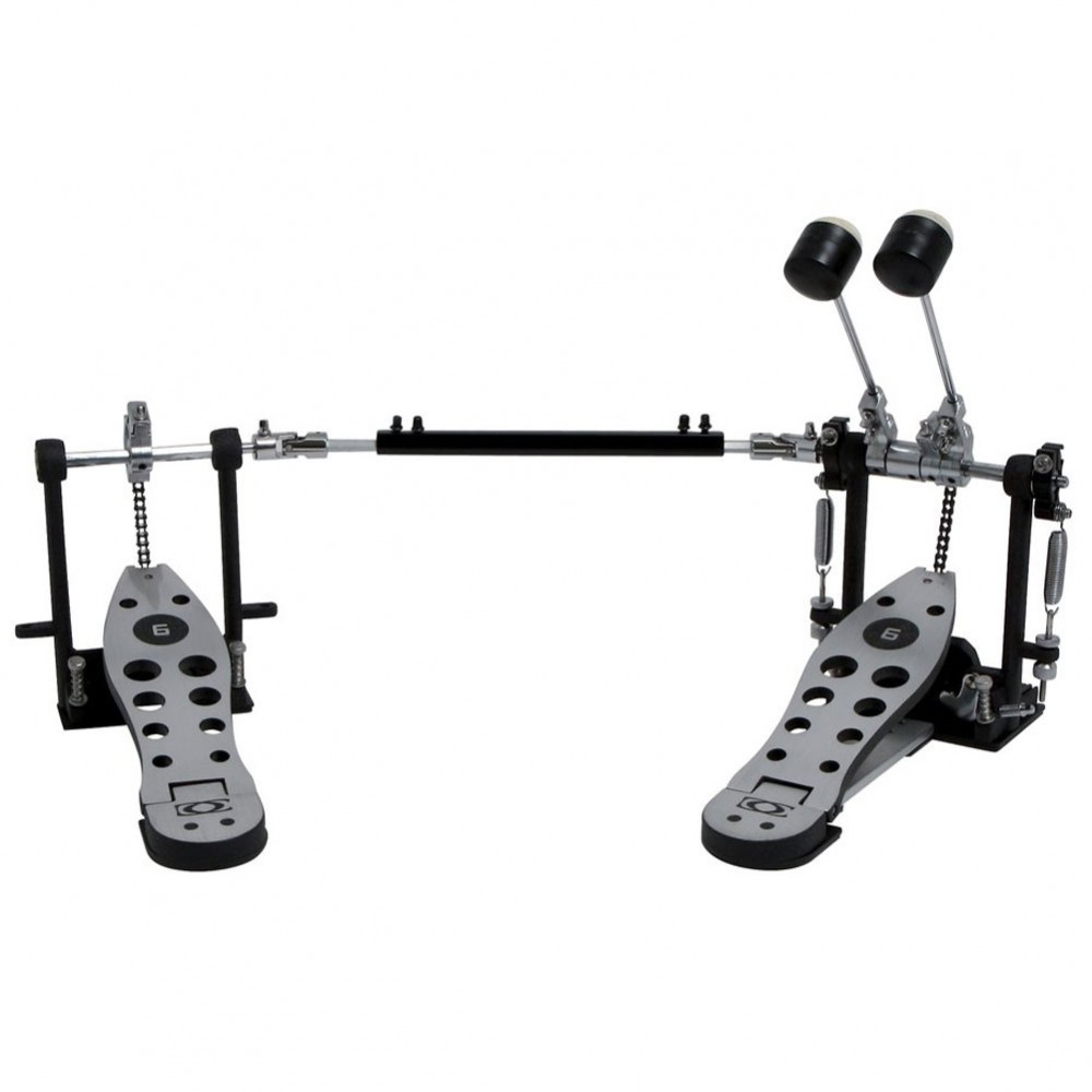 Image of   Drum Craft DPD-800 Double Bassdrum Pedal
