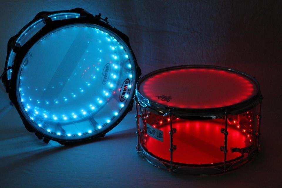 "Image of   Drumlite LED 14"""