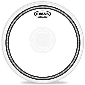 """Evans trommeskind 14"""" EC1 Reverse Dot Frosted"""