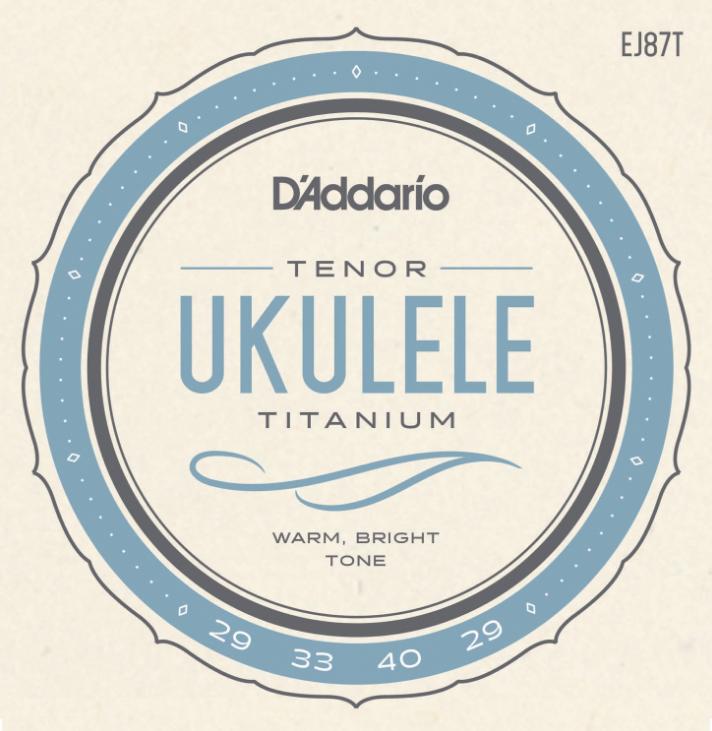 Strenge til tenor-ukulele