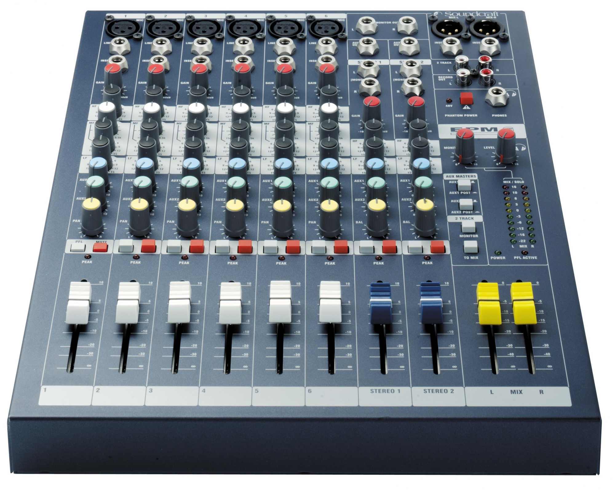 Image of   Soundcraft EPM6