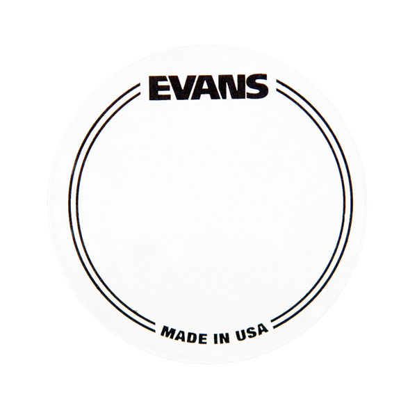 Image of   Evans EQ Patch Single Plastic