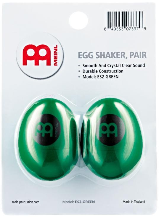 Billede af Meinl ES2-GR Egg Maracas (2)