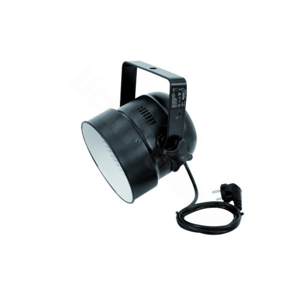 Image of   EUROLITE LED PAR-56 RGB 5mm Short 5CH sort