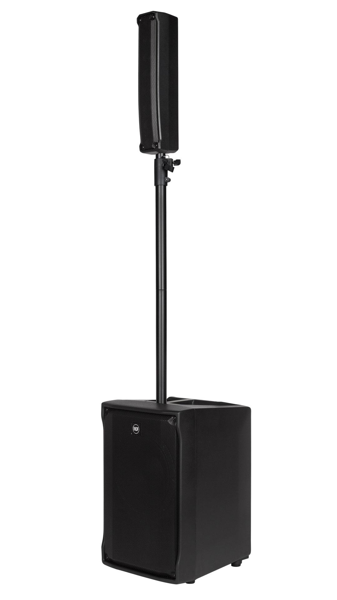 RCF EVOX J8 højttaler system 1 aktiv Sub/1 passiv top