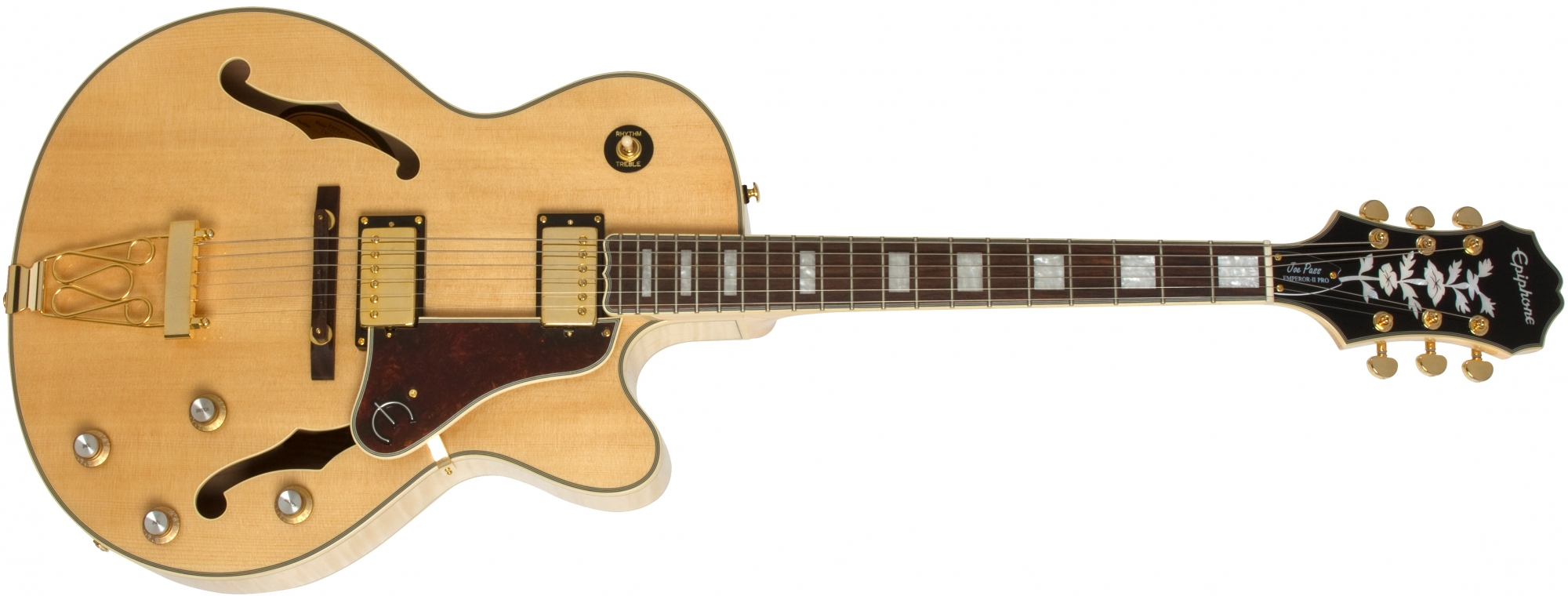 Image of   Epiphone Joe Pass Emperor-II PRO, Natural
