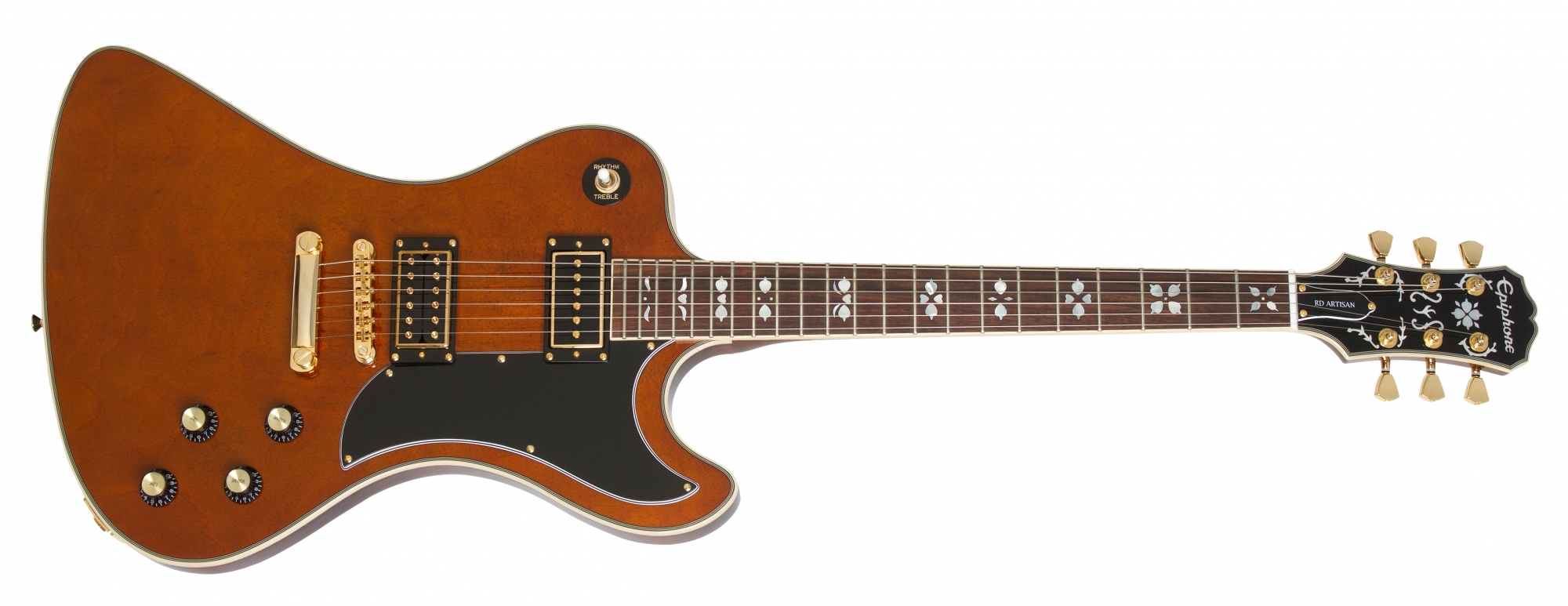 Image of   Epiphone Lee Malia RD Custom LImited Edition, Artisan Outfit