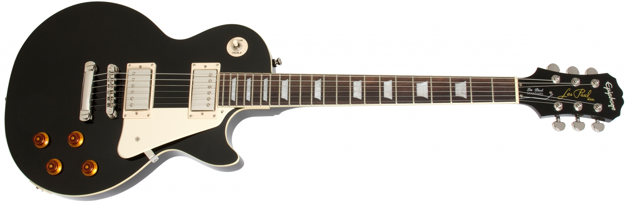 Image of   Epiphone Les Paul Standard, Ebony