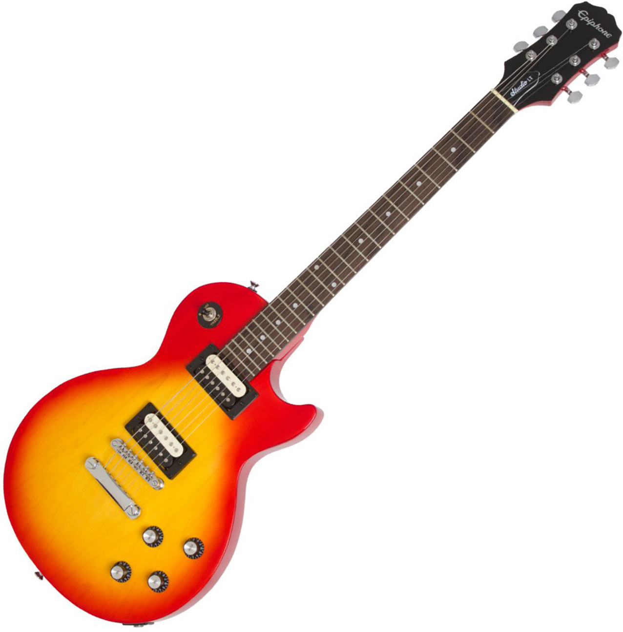 Image of   Epiphone Les Paul Studio LT, Heritage Cherry Sunburst CF