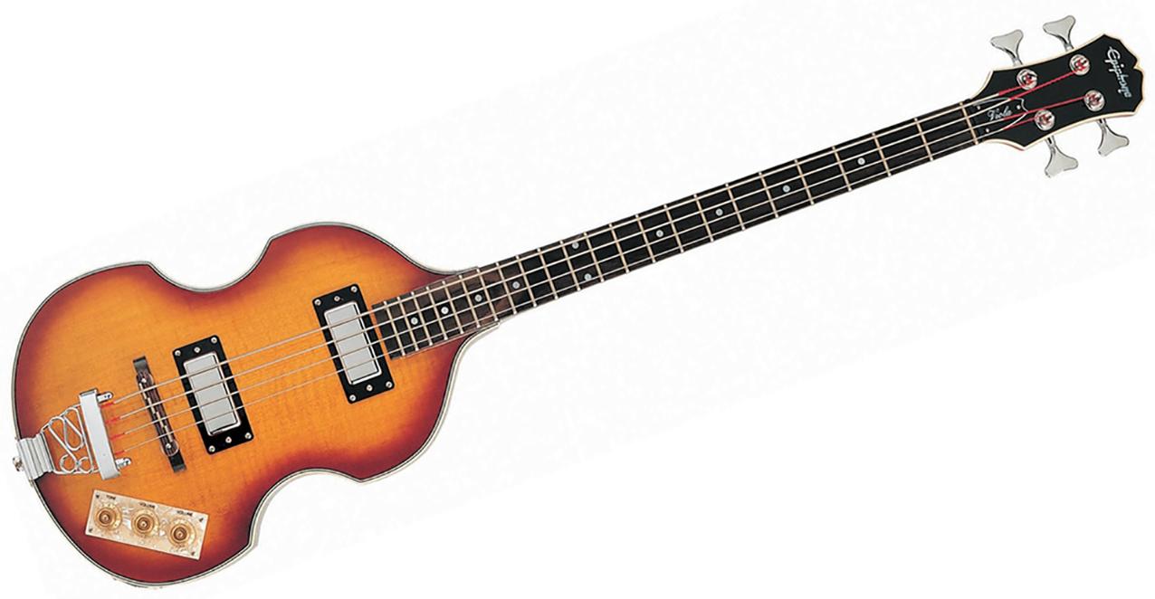 Image of   Epiphone Viola Bass, Sunburst