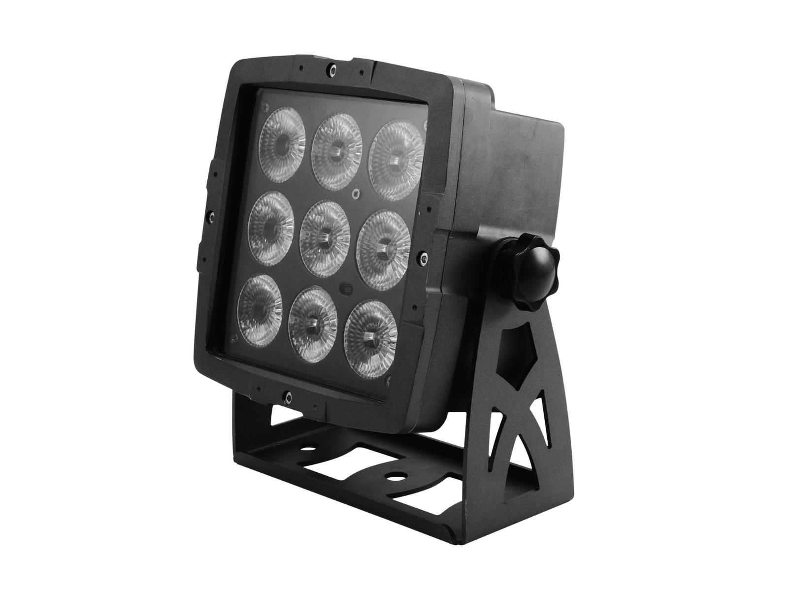 Image of   EUROLITE LED IP PAD 9x8W QCL