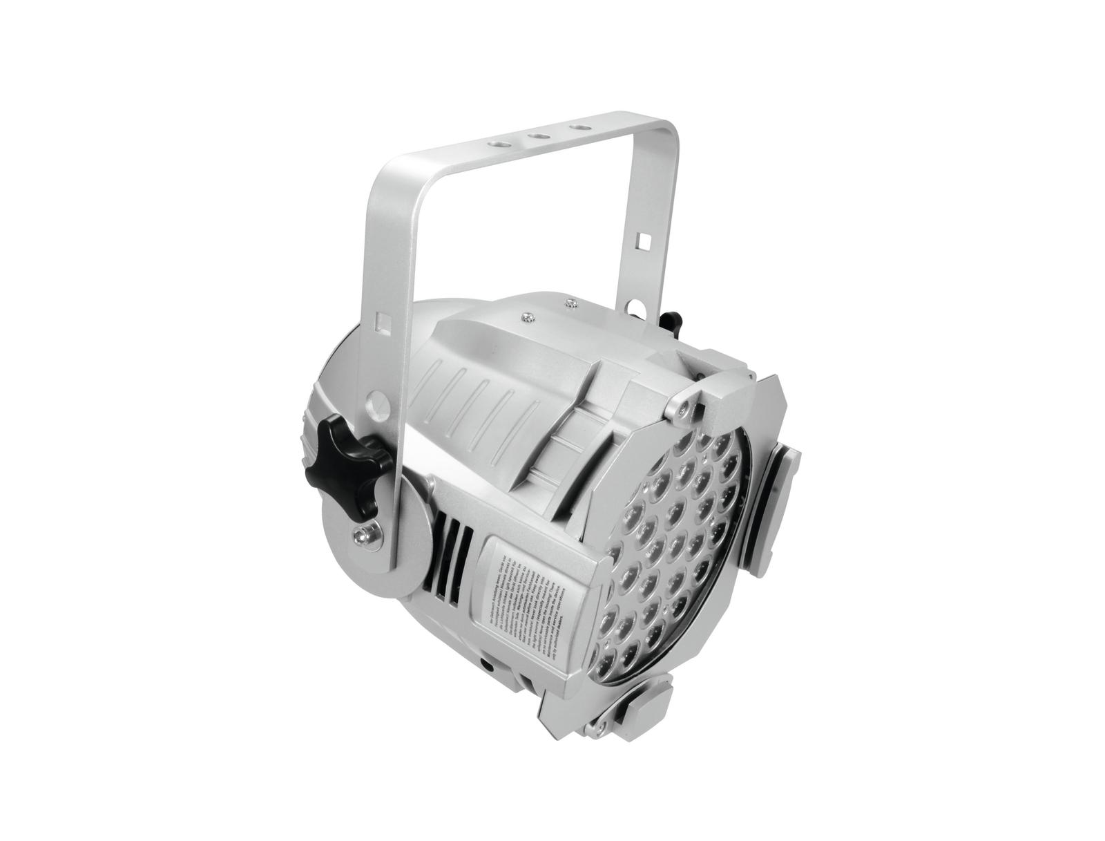 Image of   EUROLITE LED ML-56 BCL 36x4W sølv