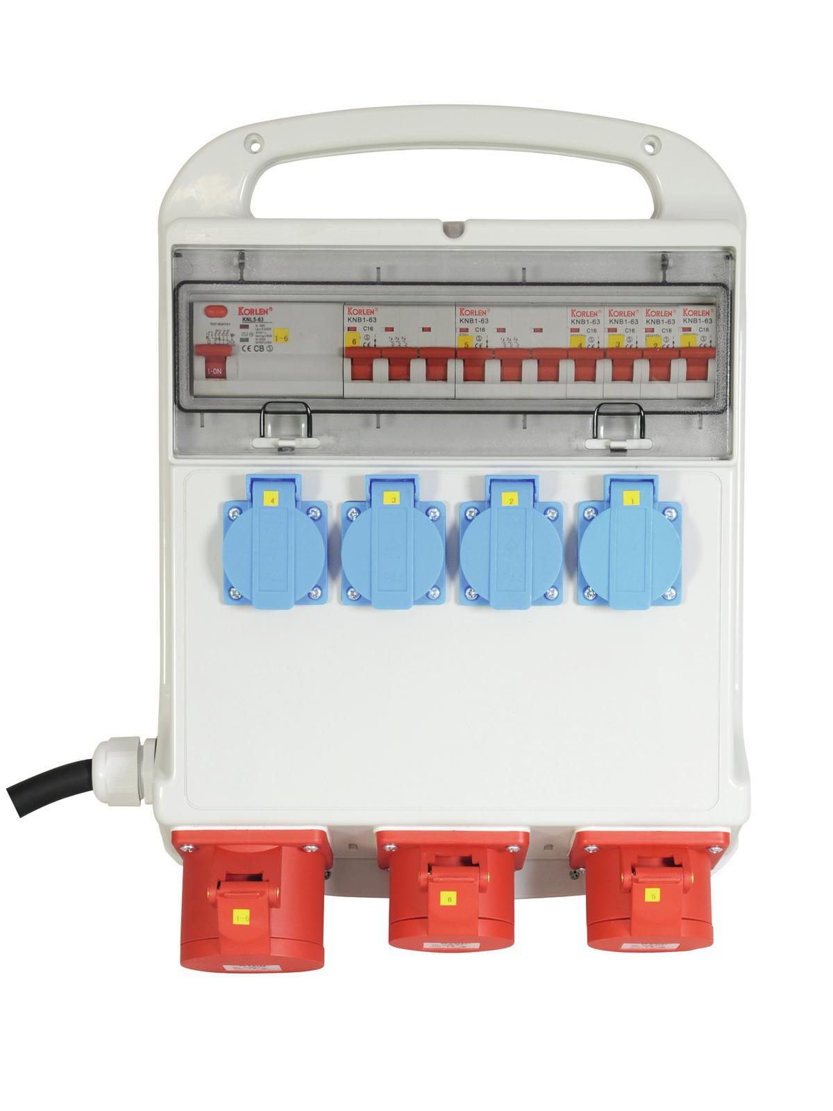 Image of   Eurolite SBP-3240K Power distributor