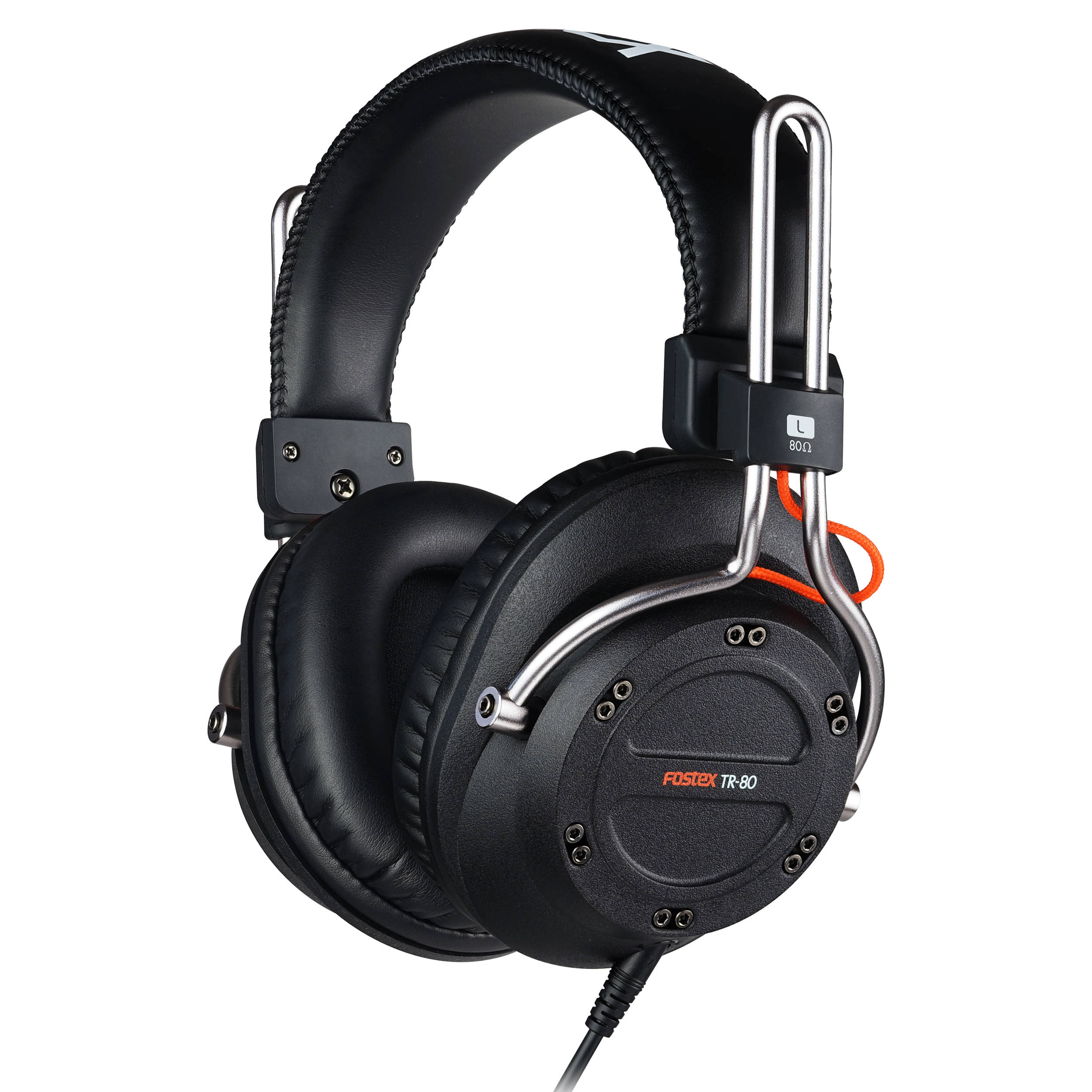 Image of   Fostex TR80-250 dynamisk hovedtelefon, lukket, 250 Ohm