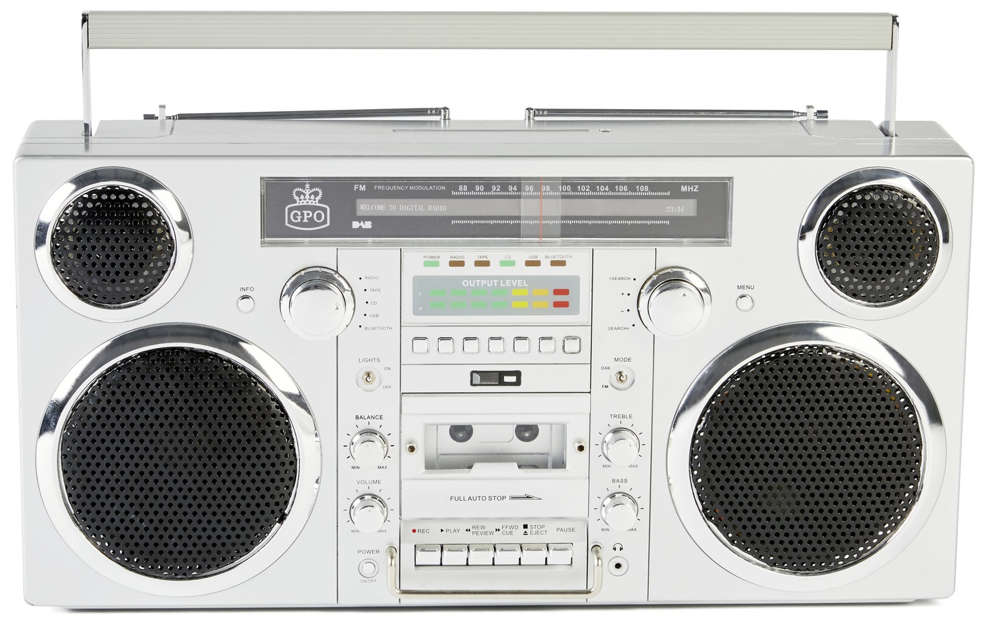 Image of   GPO BROOKLYN Ghettoblaster