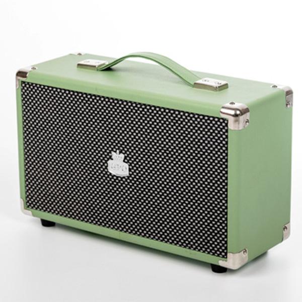 GPO WESTWOOD Bluetooth højttaler - Grøn