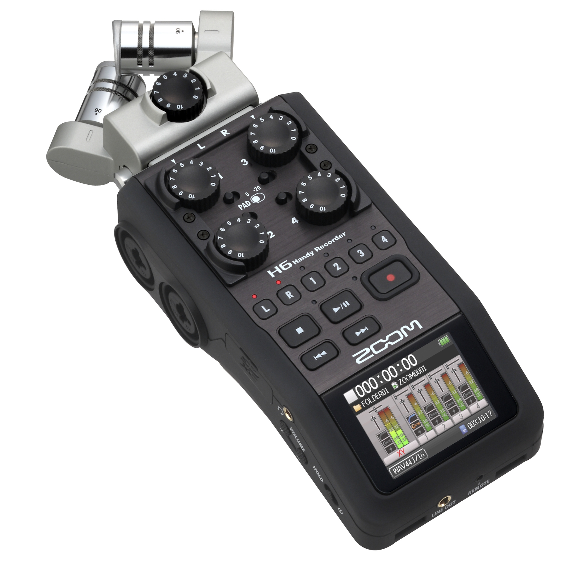 Image of   Zoom H6 Recorder