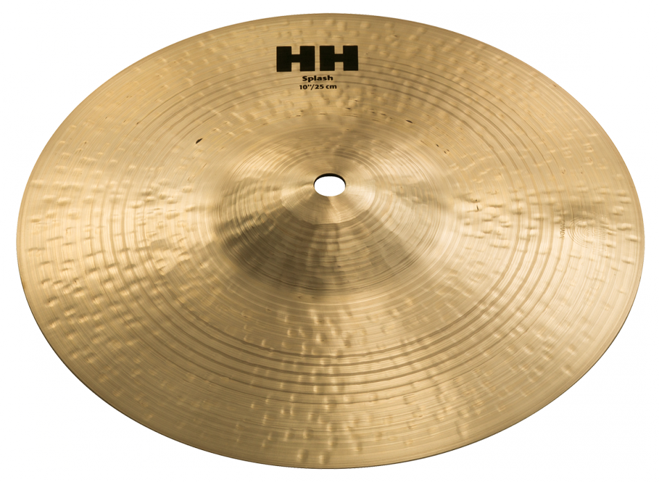 "Sabian 10"" HH Splash DEMO"