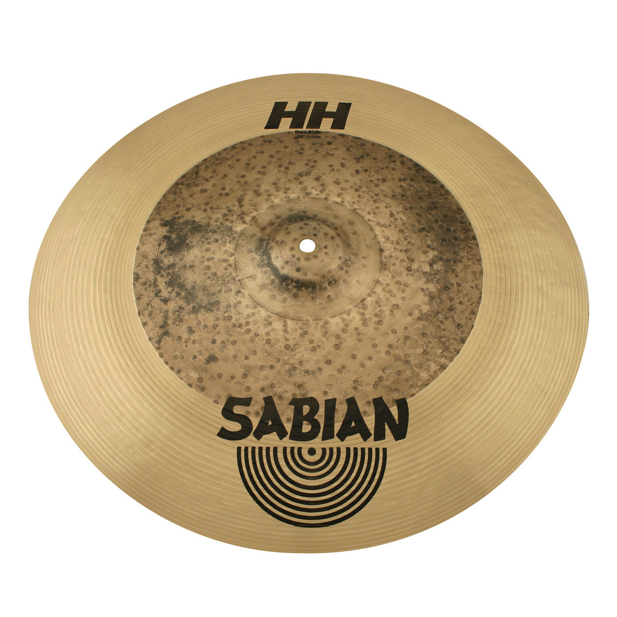 "Image of   Sabian 22"" HH Duo Ridebækken DEMO"