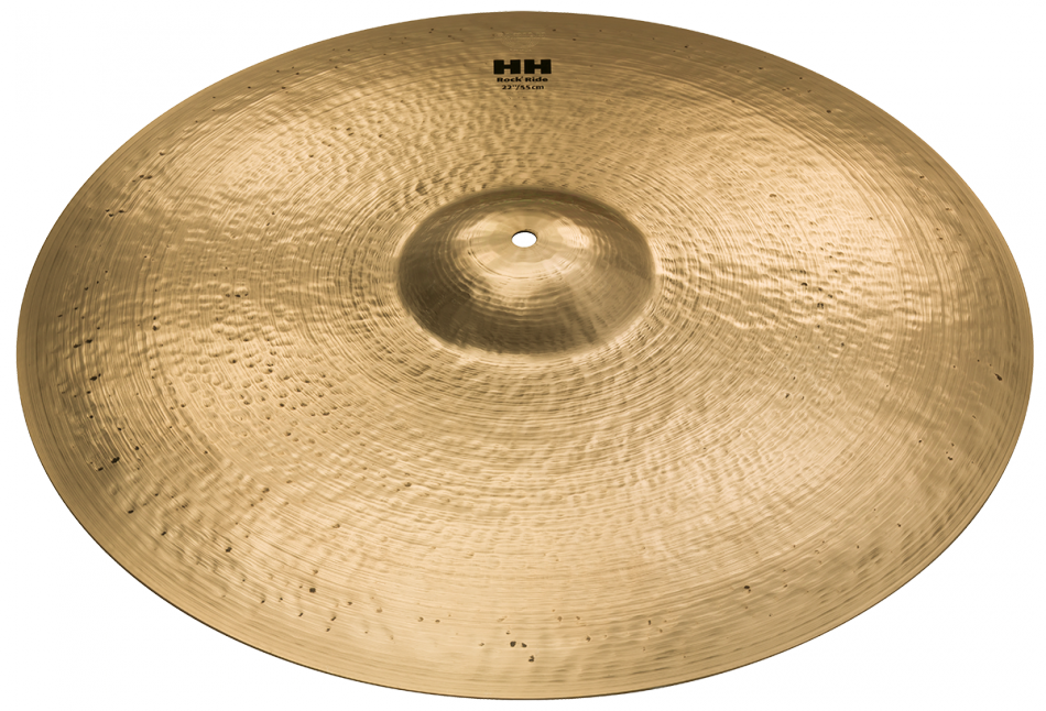 "Sabian 22"" HH Rock Ride DEMO"