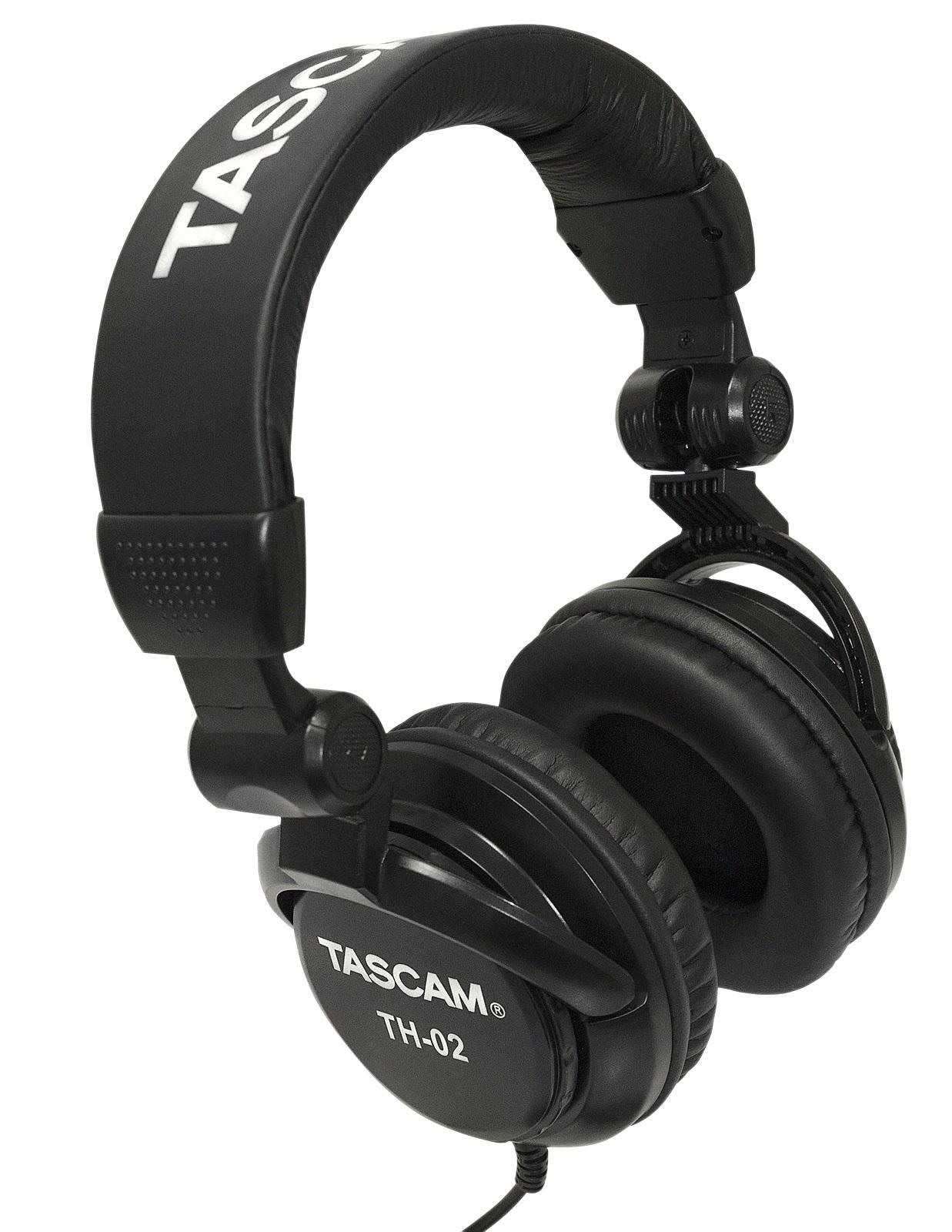 Image of   Tascam hovedtelefoner stereo TH-02