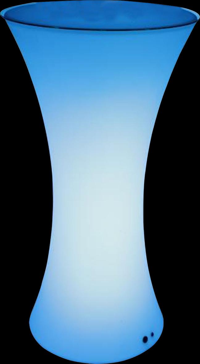 Højt bord med LED belysning
