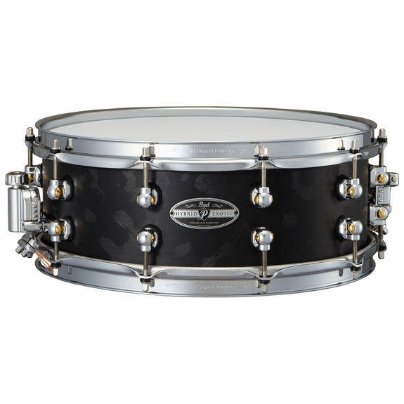 "Pearl 14x5"" Hybrid Exotic VectorCast lilletromme DEMO"