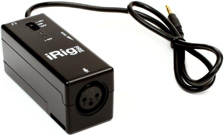 Image of   IK Multimedia iRig PRE