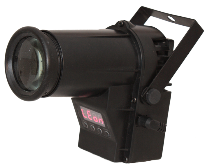 Image of   Ibiza 6-kanals DMX RGBW LED spot